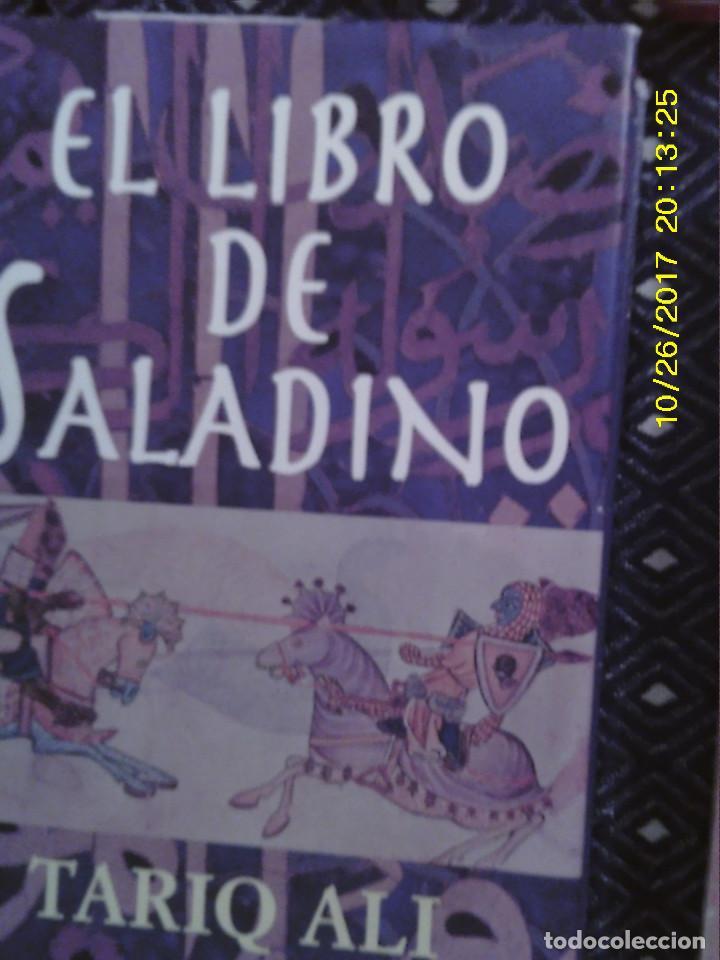 LIBRO Nº 967 EL LIBRO DE SALADINO (Libros de Segunda Mano - Historia Antigua)