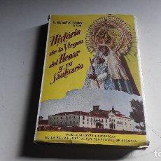 Libros de segunda mano: HISTORIA DE LA VIRGEN DEL HENAR Y SU SANTUARIO.....1955... Lote 101614659