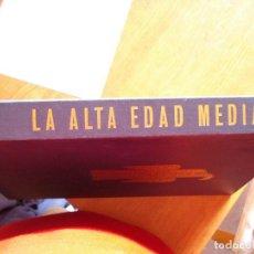 Libros de segunda mano: LA ALTA EDAD MEDIA - EDITORIAL LABOR - 1ª EDICION. Lote 101855599