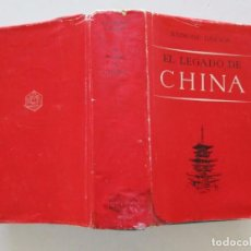Gebrauchte Bücher - RAYMOND DAWSON. El legado de China. RMT84138. - 102342475
