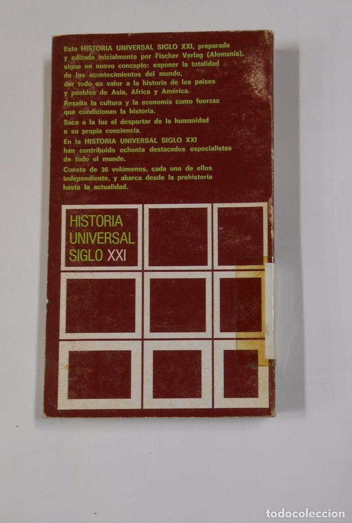 Libros de segunda mano: LOS IMPERIOS DEL ANTIGUO ORIENTE. II. EL FIN DEL SEGUNDO MILENIO HISTORIA UNIVERSAL VOLUMEN 3 TDK325 - Foto 2 - 103433551
