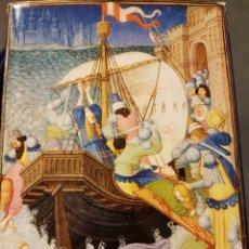 Libros de segunda mano: LES BELLES HEURES DU DUC DE BERRY. FACSÍMIL. 268 PÁG.. Lote 103708907