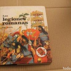 Libros de segunda mano: LAS LEGIONES ROMANAS, TAPA DURA, DE PETER CONNOLLY, EDITORIAL ESPASA-CALPE. Lote 106192960