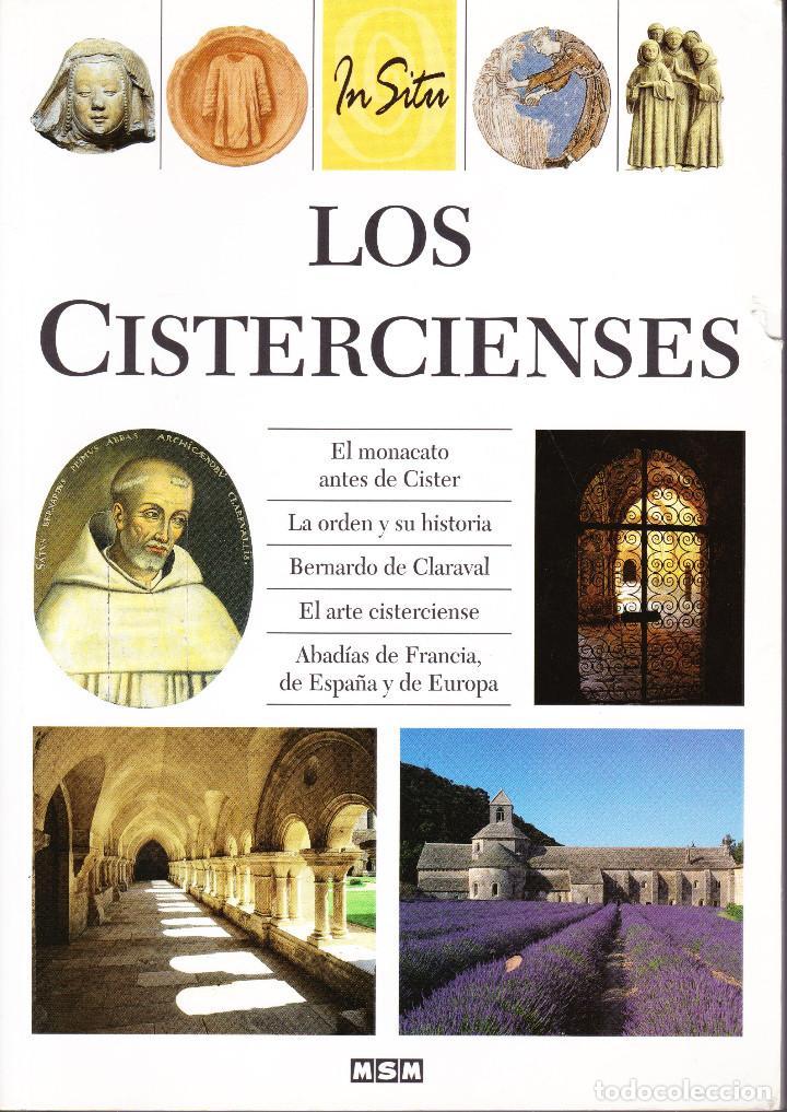 LOS CISTERCIENSES (Libros de Segunda Mano - Historia Antigua)