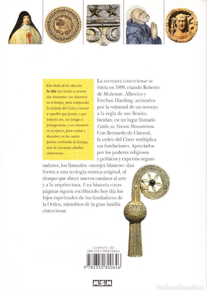Libros de segunda mano: LOS CISTERCIENSES - Foto 2 - 104269491