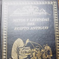 Libros de segunda mano: MITOS Y LEYENDAS DEL EGIPTO ANTIGUO, LEWIS SPENCE. Lote 104787855
