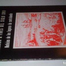 Libros de segunda mano: AMERICA A FINES DEL SIGLO XVII-NOTICIA DE LOS LUGARES DE CONTRABANDO-GREGORIO DE ROBLES-1980. Lote 104937135