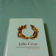 Libros de segunda mano: JULIO CESAR.-LA GRANDEZA DEL HEROE.. Lote 105041011