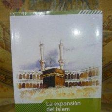 Libros de segunda mano: LA EXPANSIÓN DEL ISLAM. DE MAHOMA A SALADINO. COLECCIÓN DESCUBRIR LA HISTORIA. PRECINTADO.. Lote 107441347