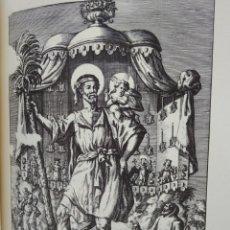 Libros de segunda mano: FIESTAS DE LA QUINTA CENTURIA DE LA CONQUISTA DE VALENCIA. ORTÍ.. Lote 107645058