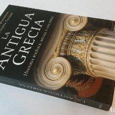 Libros de segunda mano: 2011 - POMEROY (Y OTROS) - LA ANTIGUA GRECIA - HISTORIA POLÍTICA, SOCIAL Y CULTURAL. Lote 109888935