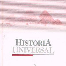 Libros de segunda mano: HISTORIA UNIVERSAL EL PAIS Nº 2 - LA ANTIGUEDAD: EGIPTO Y ORIENTE MEDIO. Lote 110029431