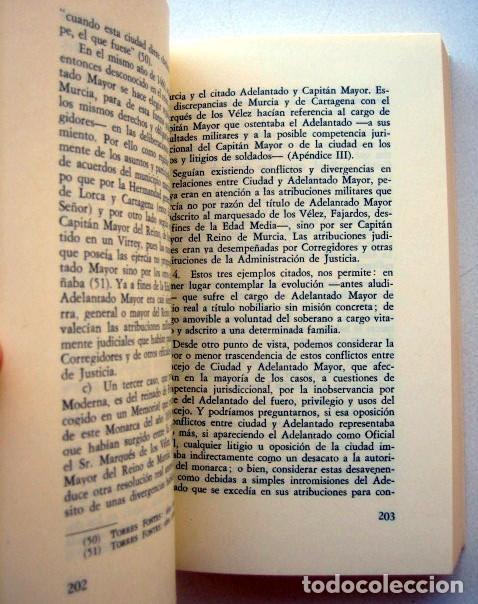 Gebrauchte Bücher: estudios sobre instituciones juridicas medievales de Murcia y su reino, de Joaquín Cerdá Ruiz-Funes - Foto 3 - 160644028
