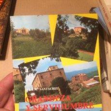 Libros de segunda mano: ANTIGUO LIBRO GRANDEZA Y SERVIDUMBRE DEL HEREU AÑO 1979 . Lote 110155755