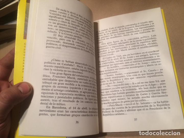Libros de segunda mano: Antiguo libro grandeza y servidumbre del hereu año 1979 - Foto 4 - 110155755