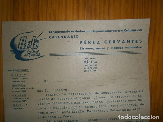 CALENDARIO PEREZ CERVANTES (Libros de Segunda Mano - Historia Antigua)