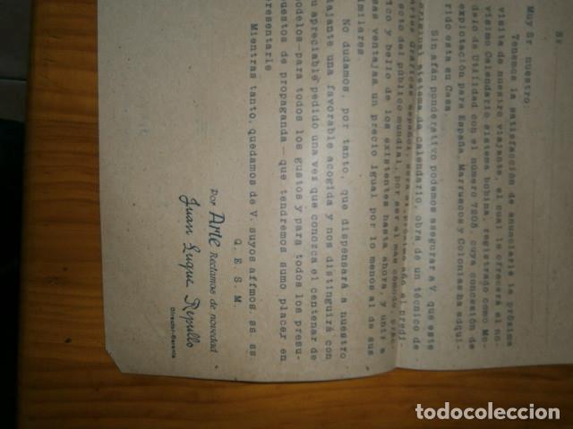 Libros de segunda mano: calendario perez cervantes - Foto 2 - 110595551
