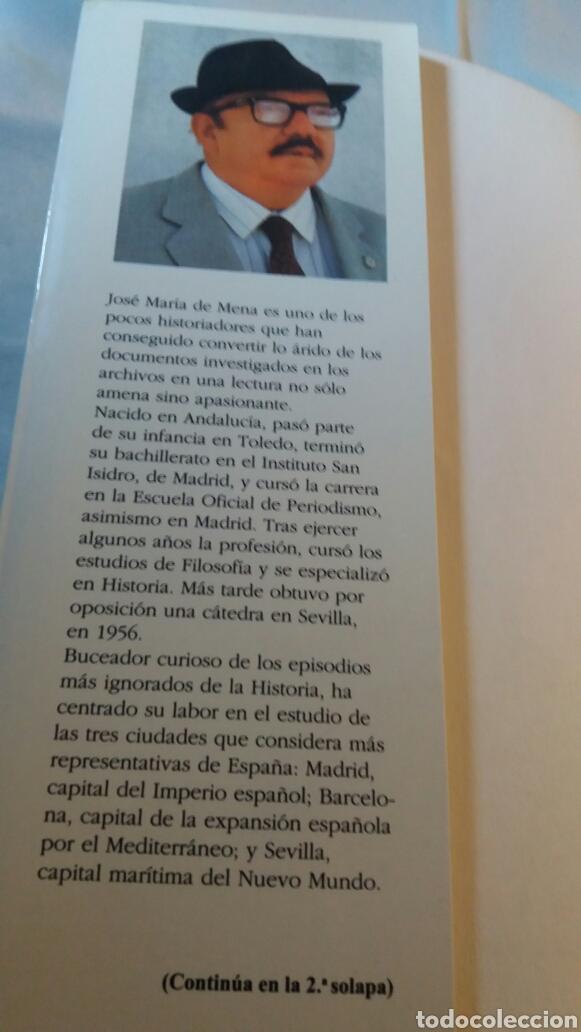 Libros de segunda mano: EPISODIOS HISTÓRICOS EN MADRID DE JOSÉ MARÍA DE MENA - Foto 3 - 110884974