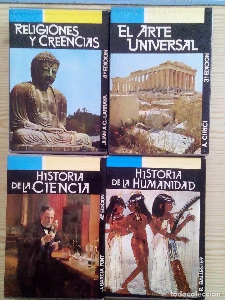 Libros de segunda mano: Biblioteca De La Cultura - 11 Tomos - Danae - Foto 2 - 111064579