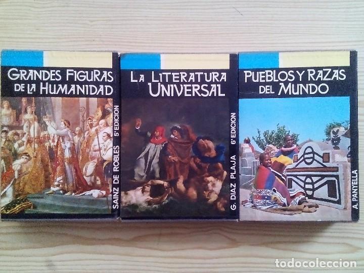 Libros de segunda mano: Biblioteca De La Cultura - 11 Tomos - Danae - Foto 4 - 111064579