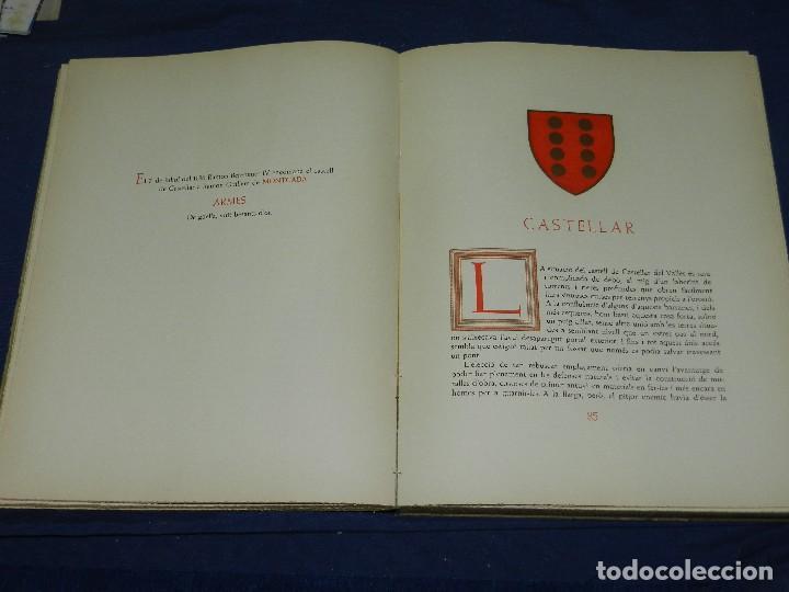 Libros de segunda mano: (M) LLUIS MONREAL , MARTI DE RIQUER - ELS CASTELLS MEDIEVALS DE CATALUNYA , BARCELONA 1958 - Foto 4 - 111151243
