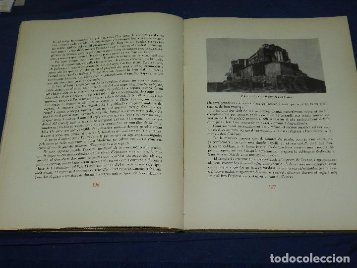 Libros de segunda mano: (M) LLUIS MONREAL , MARTI DE RIQUER - ELS CASTELLS MEDIEVALS DE CATALUNYA , BARCELONA 1958 - Foto 5 - 111151243