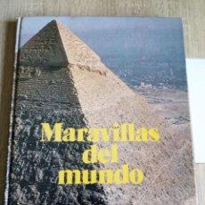 Libros de segunda mano: LAS MARAVILLAS DEL MUNDO - SALVAT - 1980 - TAPA DURA. Lote 111321127
