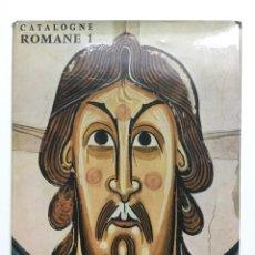 Libros de segunda mano: CATALOGNE ROMANE. TOMO I Y II. 1968. Lote 172453333