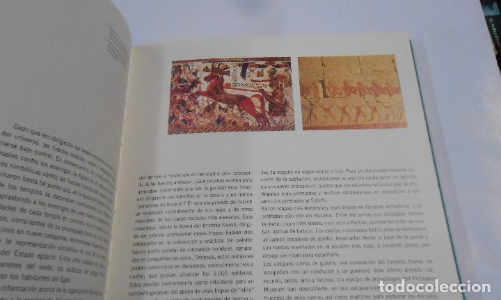 Libros de segunda mano: EGIPTO MILENARIO. VIDA COTIDIANA EN LA EPOCA DE LOS FARAONES. - CATALOGO. TDK324 - Foto 3 - 112320383