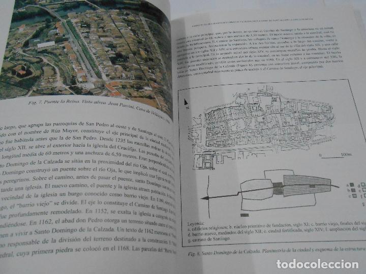 Libros de segunda mano: EL CAMINO DE SANTIAGO Y LA SOCIEDAD MEDIEVAL. JAVIER GARCIA TURZA. LA RIOJA. TDKLT - Foto 2 - 112644023