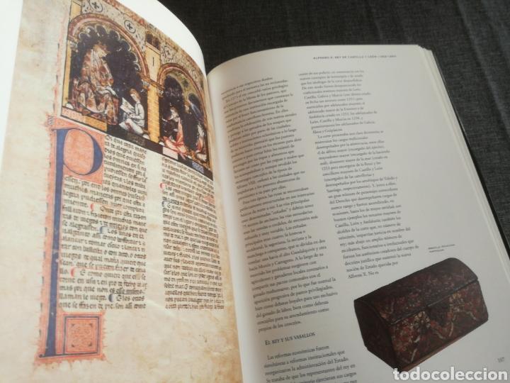 Libros de segunda mano: ALFONSO X Y SU ÉPOCA - EL SIGLO DEL REY SABIO. VARIOS AUTORES, ÁMPLIAMENTE ILUSTRADO - Foto 7 - 237805245