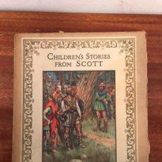 Libros de segunda mano: D. BELGRAVE Y H. HART. CHILDREN'S STORIES FROM INDIAN LEGENDS. LONDRES, C. 1920. Lote 113516551