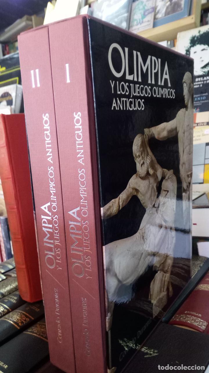 Olimpia Y Los Juegos Olimpicos Antiguos Conrad Comprar Libros De