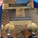 Libros de segunda mano: EGIPTOMANIA.EL FASCINANTE MUNDO DEL ANTIGUO EGIPTO.6 TOMOS.. Lote 114090479
