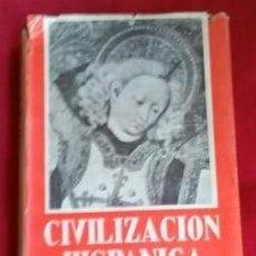 Gebrauchte Bücher - Historia de la Civilización e Instituciones Hispánicas: Antonio Palomeque. 1.966 - 114420671