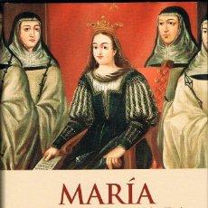 Libros de segunda mano: MARÍA DE MOLINA POR MARÍA ANTONIA CARMONA RUIZ. Lote 116183759