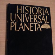 Libros de segunda mano: HISTORIA UNIVERSAL PLANETA TOMO 2. Lote 117679491