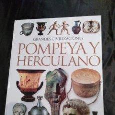 Libros de segunda mano: POMPEYA Y HERCULANO.. Lote 117840559