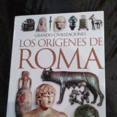 Libros de segunda mano: LOS ORIGENES DE ROMA.. Lote 117841219