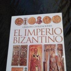 Libros de segunda mano: EL IMPERIO BIZANTINO.. Lote 117842219