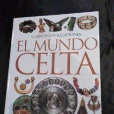 Libros de segunda mano: EL MUNDO CELTA.. Lote 117843711