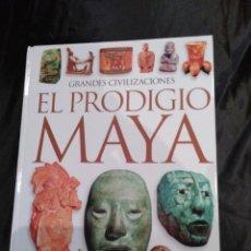 Libros de segunda mano: EL PRODIGIO MAYA.. Lote 117843879