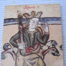 Libros de segunda mano: ALFONSO X - TOLEDO.. Lote 118082595