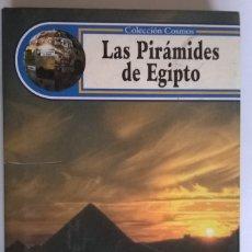 Libros de segunda mano: 378-LAS PIRÁMIDES DE EGIPTO-BARCELÓ, EMMANUEL, TAPA DURA. Lote 54226984