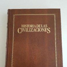 Libros de segunda mano: HISTORIA DE LAS CIVILIZACIONES. CIVILIZACIONES EXTINGUIDAS. DE LABOR. Lote 120147667