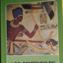 Libros de segunda mano: LOS ORÍGENES DE LA CIVILIZACIÓN. V. GORDON CHILDE. Lote 120187227