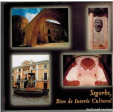 Libros de segunda mano: SEGORBE. BIEN DE INTERES CULTURAL. AYUNTAMIENTO SEGORBE. 2003. NUEVO.... Lote 120913687