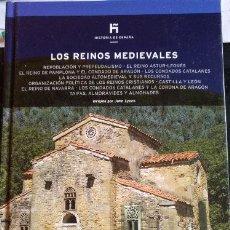 Libros de segunda mano - LOS REINOS MEDIEVALES. - CARRASCO/GARCIA TURZA/SABATE CURULL/SALRACH/SUAREZ BILBAO/VALDEON BARUQUE/V - 121569047