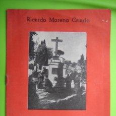 Libros de segunda mano: LAS ERMITAS DE CORDOBA. Lote 121661291