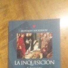 Libros de segunda mano: HOFFMAN NICKERSON , LA INQUISICION Y EL GENOCIDIO DEL PUEBLO CATARO. Lote 122035363